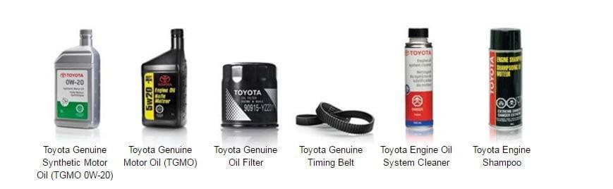 Toyota Genuine Accessories