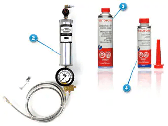 Combustion System Cleaner