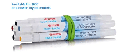 Toyota Touch Up Pens