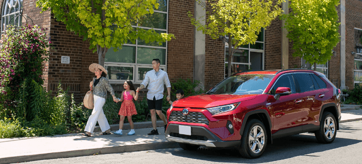 Newcomer car loan program Toyota Toronto